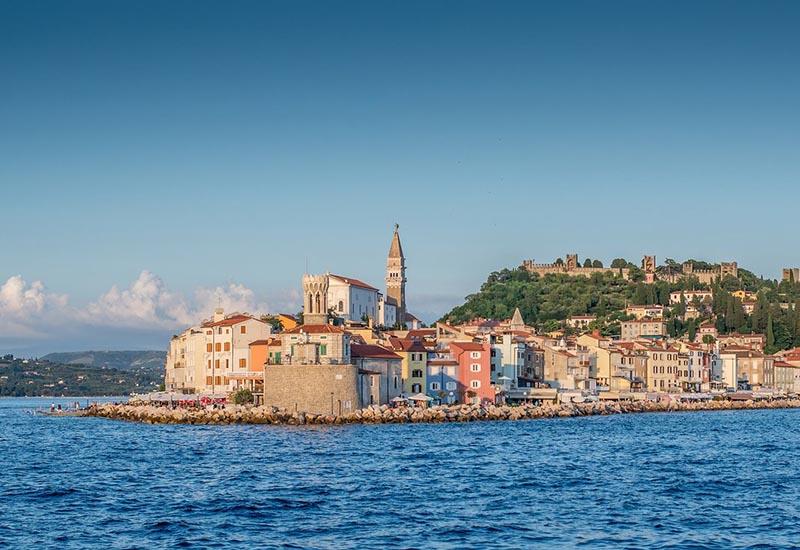 Venetian legacy in Slovenian town of Piran