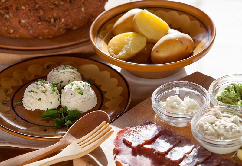 Get to know Slovenia through food